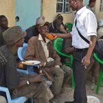 Street Families Visit